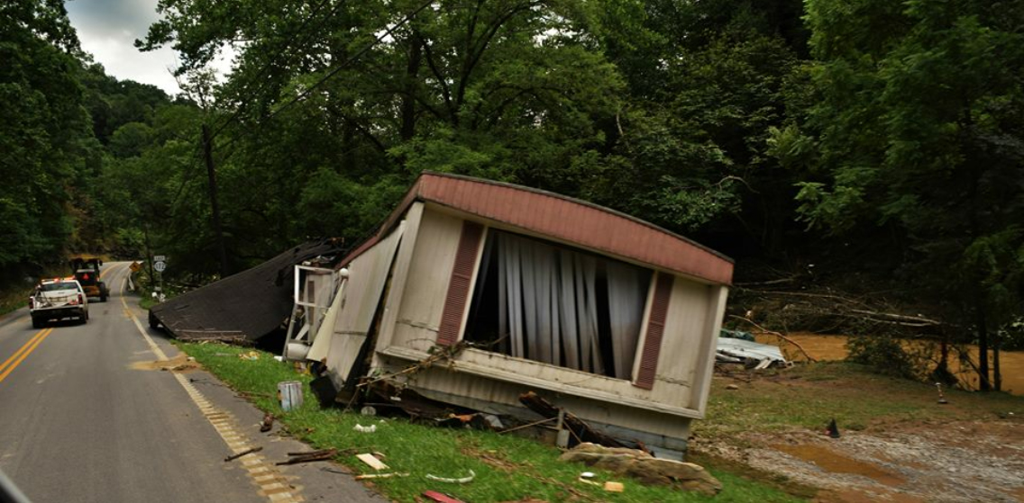Christian Appalachian Project provides immediate assistance to disaster in Eastern Kentucky.