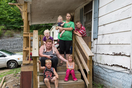Child and Family Development Centers in Appalachia help families in need.