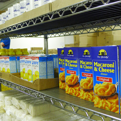 Grateful Bread Food Pantry provides meals to hungry people in Appalachia