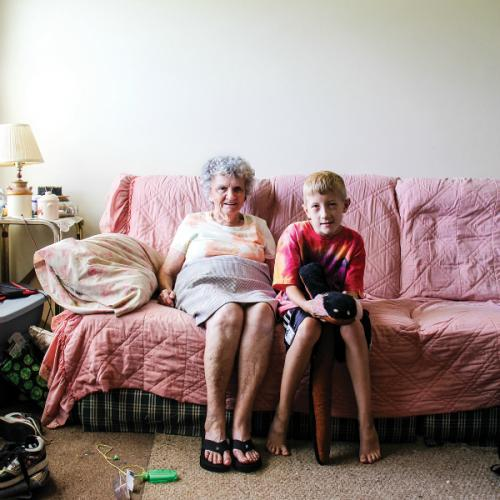 Home Visits for Seniors in Need: Give Now (The Giving Spirit)
