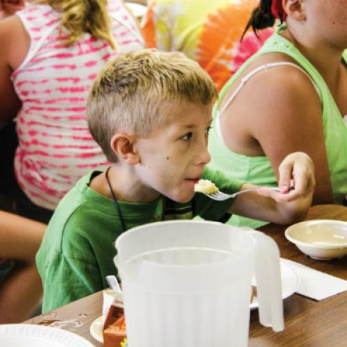 Summer Lunches for Children: Give Now (The Giving Spirit)