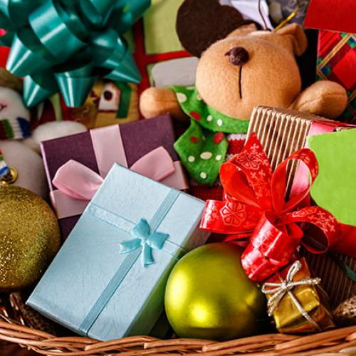 Christmas Baskets: Give Now