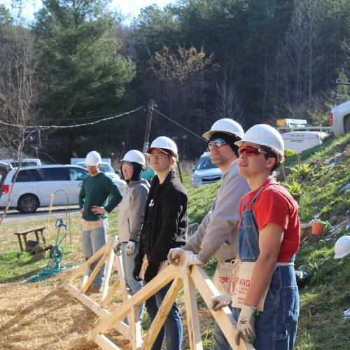 WorkFest Roofing Crew